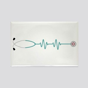 Stethescope Heart Rate Monitor Magnets