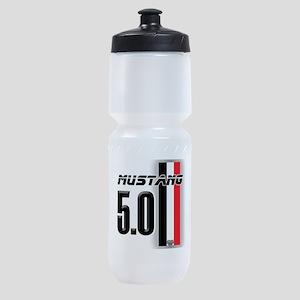 mustang5.0BWR Sports Bottle