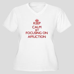 Affliction Plus Size T-Shirt