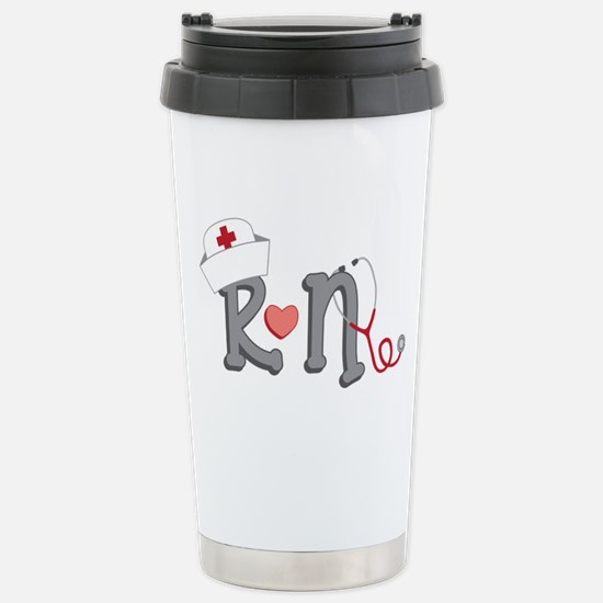 Registered Nurse Travel Mug