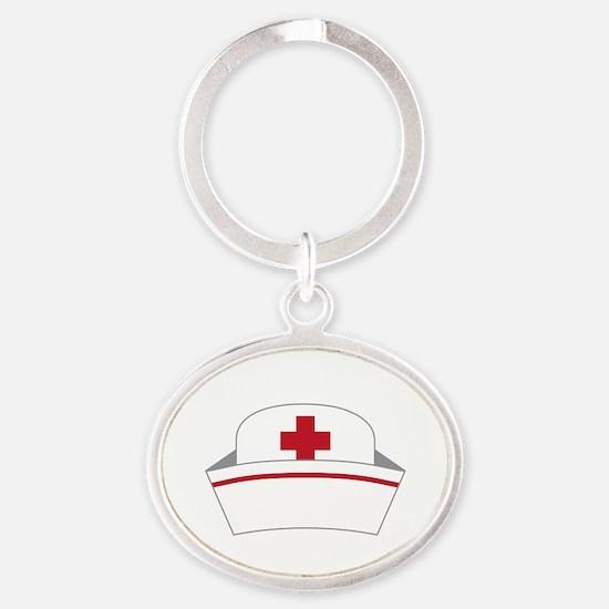 Nurse Hat Keychains