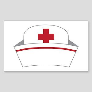 Nurse Hat Sticker
