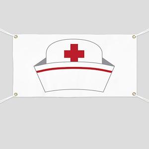 Nurse Hat Banner