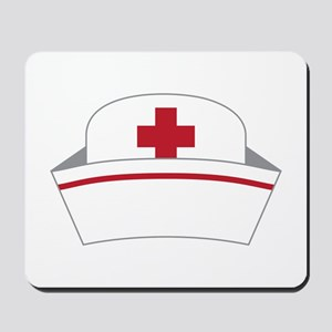 Nurse Hat Mousepad