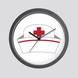 Nurse Hat Wall Clock