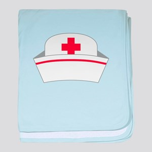 Nurse Hat baby blanket