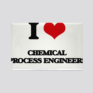 I love Chemical Process Engineers Magnets
