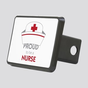Proud To Be A Nurse Hitch Cover