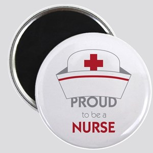 Proud To Be A Nurse Magnets