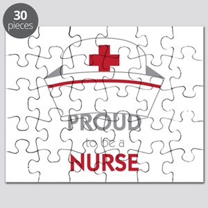 Proud To Be A Nurse Puzzle