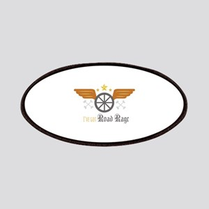 Road Rage Patches