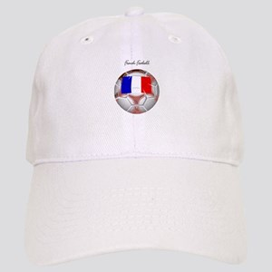 French Football Soccer Cap