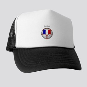 French Football Soccer Trucker Hat