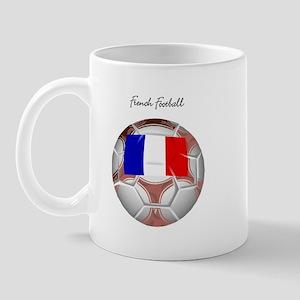 French Football Soccer Mug