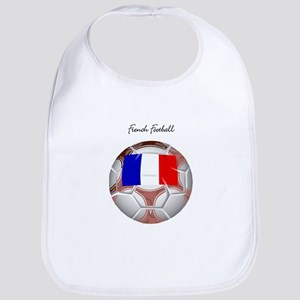 French Football Soccer Bib