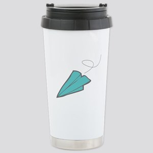 Paper Airplane Travel Mug