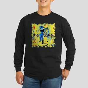 The Joker Long Sleeve Dark T-Shirt