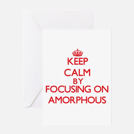 Amorphous Greeting Cards