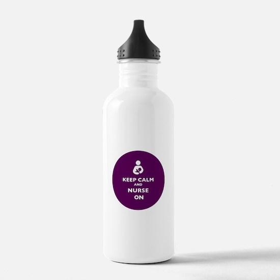 Unique Parent Water Bottle