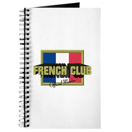 French Club Official Member Journal