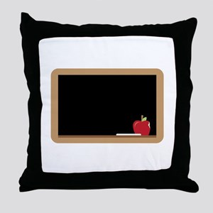 Chalkboard Throw Pillow