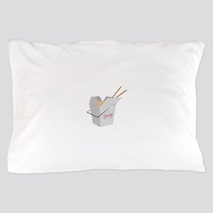 Chinese Food Pillow Case