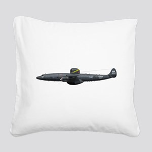 ec121_mged Square Canvas Pillow