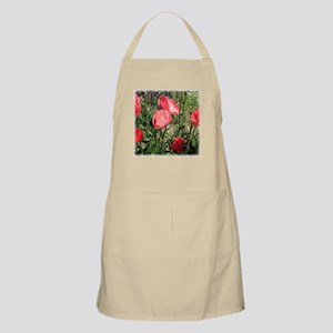 Poppies BBQ Apron