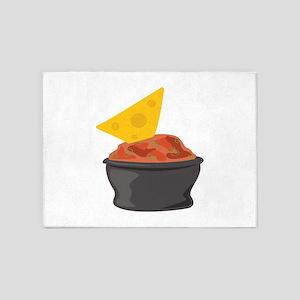 Chips & Dip 5'x7'Area Rug