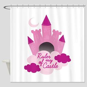 My Castle Shower Curtain