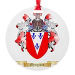 Gyngivre Round Ornament