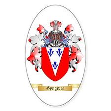 Gyngivre Sticker (Oval)