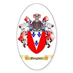 Gyngivre Sticker (Oval 50 pk)