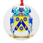 Gyllenhammar Round Ornament
