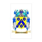 Gyllenhammar Sticker (Rectangle)