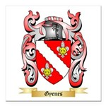 Gyenes Square Car Magnet 3