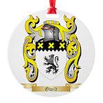 Gwilt Round Ornament
