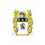Gwilt Sticker (Rectangle 50 pk)