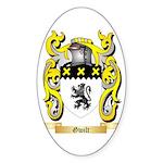 Gwilt Sticker (Oval 50 pk)