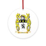 Gwilt Ornament (Round)