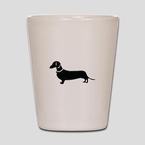 Weiner Dog Shot Glass