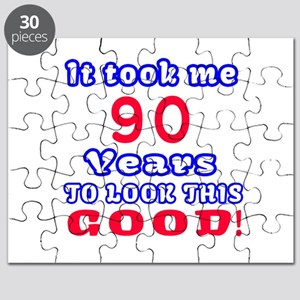 It Took Me 90 Years To Look This Good ! Puzzle