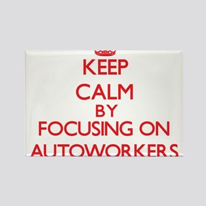 Autoworkers Magnets