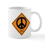Peace Ahead Mug