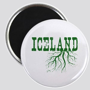 Iceland Roots Magnet