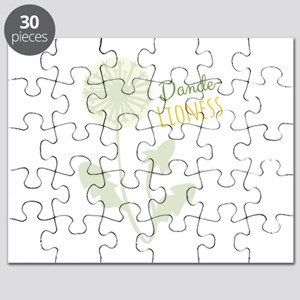 Dande-lioness Puzzle