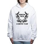 Sendem Tech Climbing Tea Women's Hooded Sweatshirt