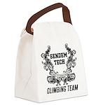 Sendem Tech Climbing Team Canvas Lunch Bag