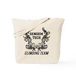 Sendem Tech Climbing Team Tote Bag
