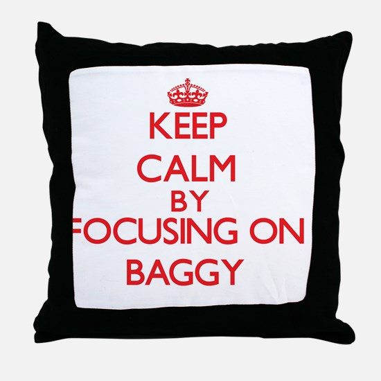 Baggy Throw Pillow